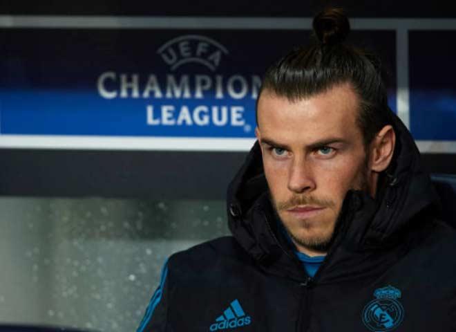 Real đại thắng, Bale không ăn mừng: Dứt áo ra đi, quan tâm MU