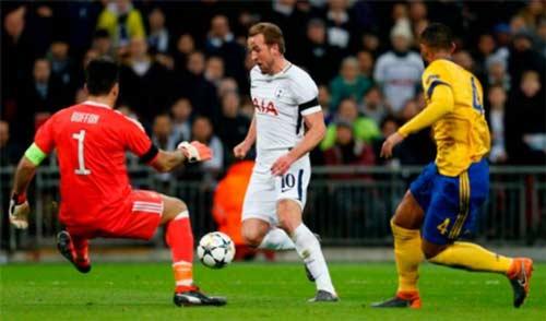 Chi tiết Tottenham - Juventus: Cột dọc cứu Juventus (KT) 19