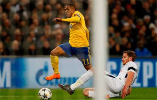 Chi tiết Tottenham - Juventus: Cột dọc cứu Juventus (KT) 20