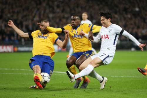 Chi tiết Tottenham - Juventus: Cột dọc cứu Juventus (KT) 21