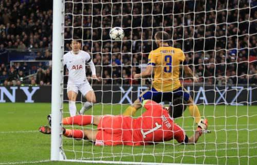 Chi tiết Tottenham - Juventus: Cột dọc cứu Juventus (KT) 22