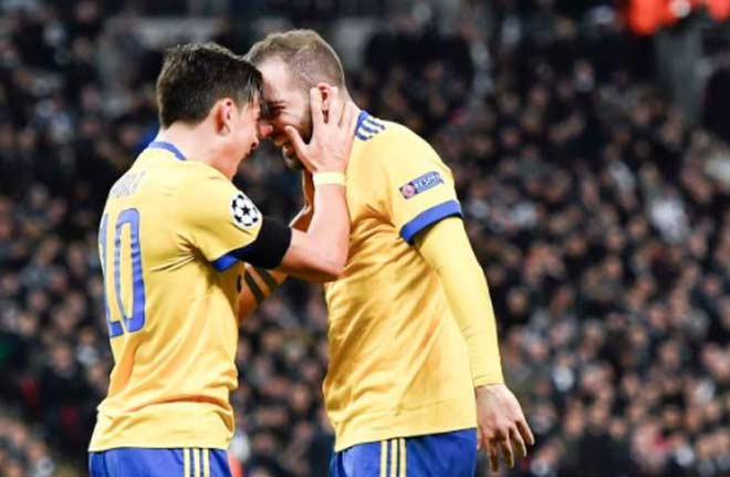 Tottenham - Juventus: Ngược dòng 3 phút, tan nát trái tim 2