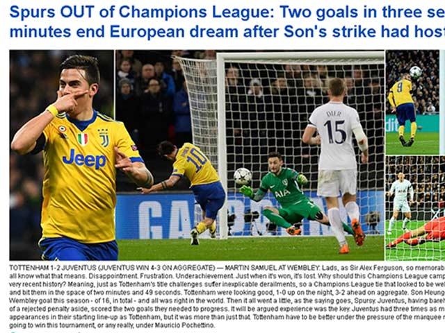 """Tottenham 3 phút ăn 2 """"cú đấm"""": Ngược dòng trong mơ, Wembley chết lặng 13"""
