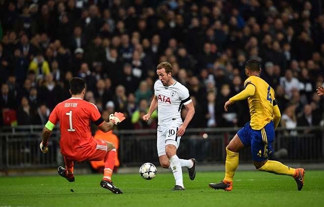 """Tottenham 3 phút ăn 2 """"cú đấm"""": Ngược dòng trong mơ, Wembley chết lặng 1"""