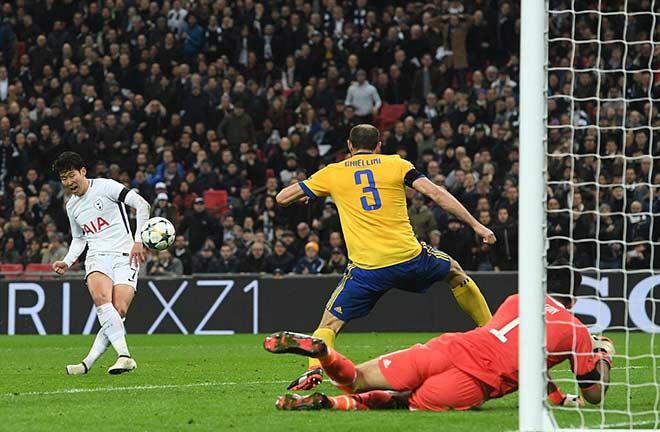 """Tottenham 3 phút ăn 2 """"cú đấm"""": Ngược dòng trong mơ, Wembley chết lặng 4"""