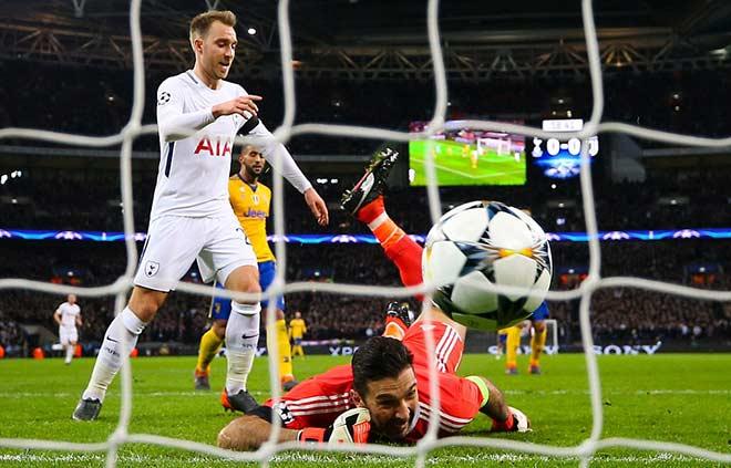 """Tottenham 3 phút ăn 2 """"cú đấm"""": Ngược dòng trong mơ, Wembley chết lặng 6"""