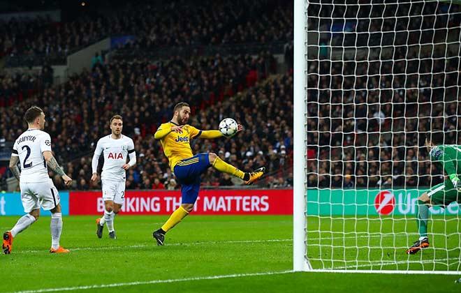 """Tottenham 3 phút ăn 2 """"cú đấm"""": Ngược dòng trong mơ, Wembley chết lặng 7"""