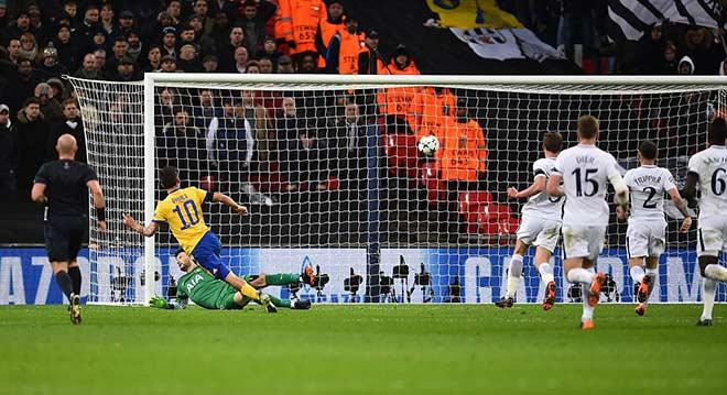 """Tottenham 3 phút ăn 2 """"cú đấm"""": Ngược dòng trong mơ, Wembley chết lặng 8"""