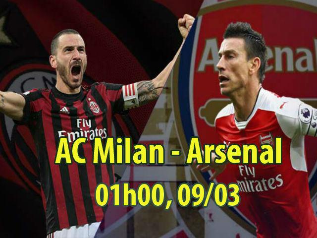 Chi tiết AC Milan - Arsenal: Những nỗ lực vô vọng (KT) 22