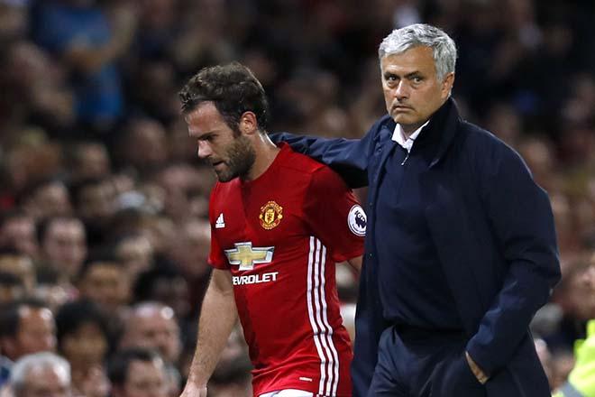 Chuyển nhượng MU: Mourinho giữ chân Mata, quyết không mất trắng 1
