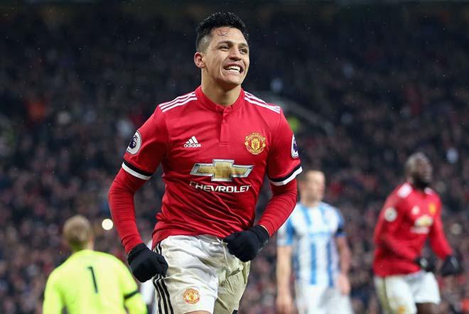MU đấu Liverpool: Điệp vụ giải cứu Sanchez & Bài tẩy của Mourinho 1