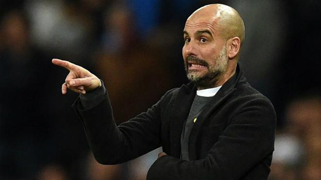 Man City thua ngược ở Champions League: Pep giận học trò quên tấn công 4