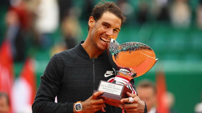 """Nadal lâm nguy: """"Vua đất nện"""" dễ mất nhiều cúp, mỏi mòn đuổi Federer 3"""