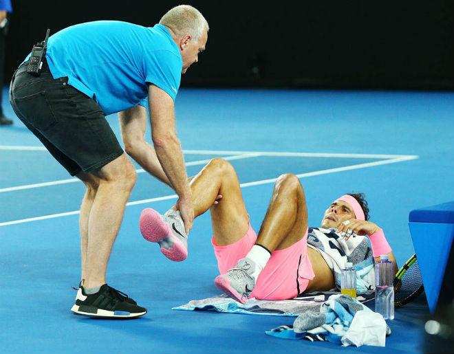 """Nadal lâm nguy: """"Vua đất nện"""" dễ mất nhiều cúp, mỏi mòn đuổi Federer 1"""