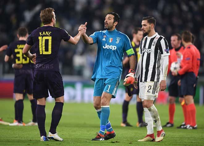 """Neymar - Kane bị loại cúp C1: """"Vua"""" Ronaldo độc chiếm, Messi """"xa vạn dặm"""" 3"""