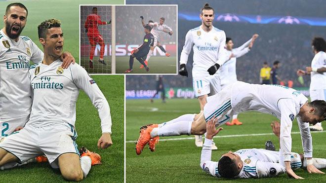 """Real bùng nổ Cúp C1: """"Bố già"""" Perez hứa mua """"siêu bom tấn"""" cặp Ronaldo 1"""