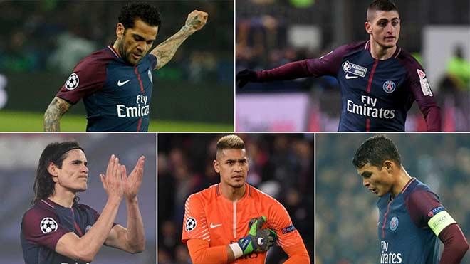 PSG - Neymar cứu suất đá C1: Bán gấp 8 SAO, mua De Gea, mời Conte - 2