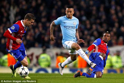Chi tiết Man City - Basel: Chiến đấu quả cảm, rời giải tự hào (KT) 24