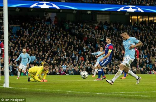 Chi tiết Man City - Basel: Chiến đấu quả cảm, rời giải tự hào (KT) 20