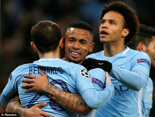 Chi tiết Man City - Basel: Chiến đấu quả cảm, rời giải tự hào (KT) 21