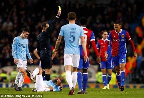 Chi tiết Man City - Basel: Chiến đấu quả cảm, rời giải tự hào (KT) 23