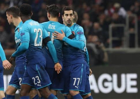 Chi tiết AC Milan - Arsenal: Những nỗ lực vô vọng (KT) 20