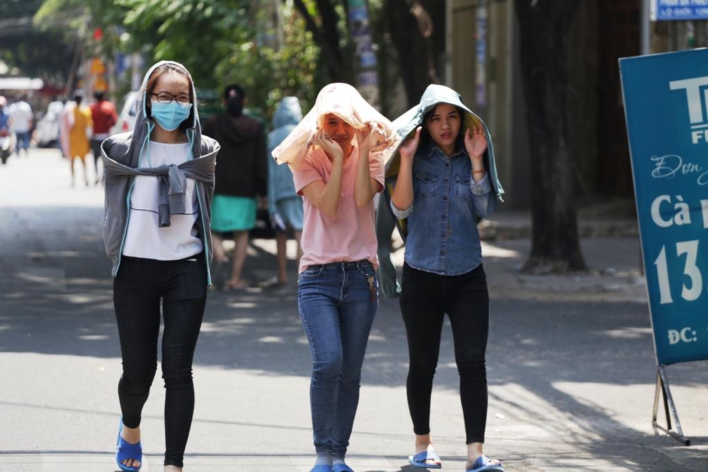 Cuối tuần, miền Bắc tăng nhiệt, miền Nam nắng nóng gần 40 độ C - 1