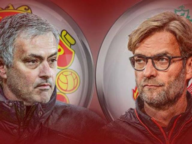 MU - Liverpool: Mourinho và fan đối thủ ghét trọng tài 5