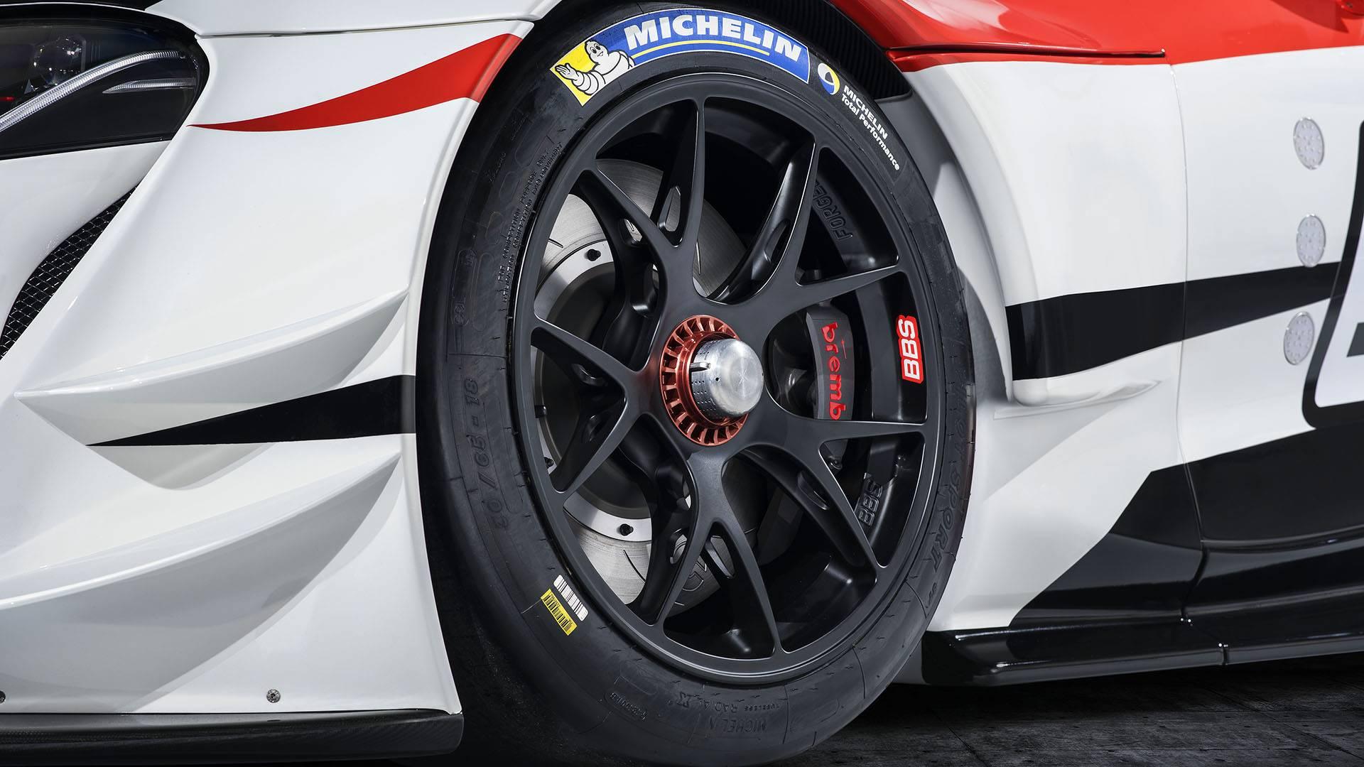 Toyota ra mắt xe đua GR Supra Racing Concept - 4