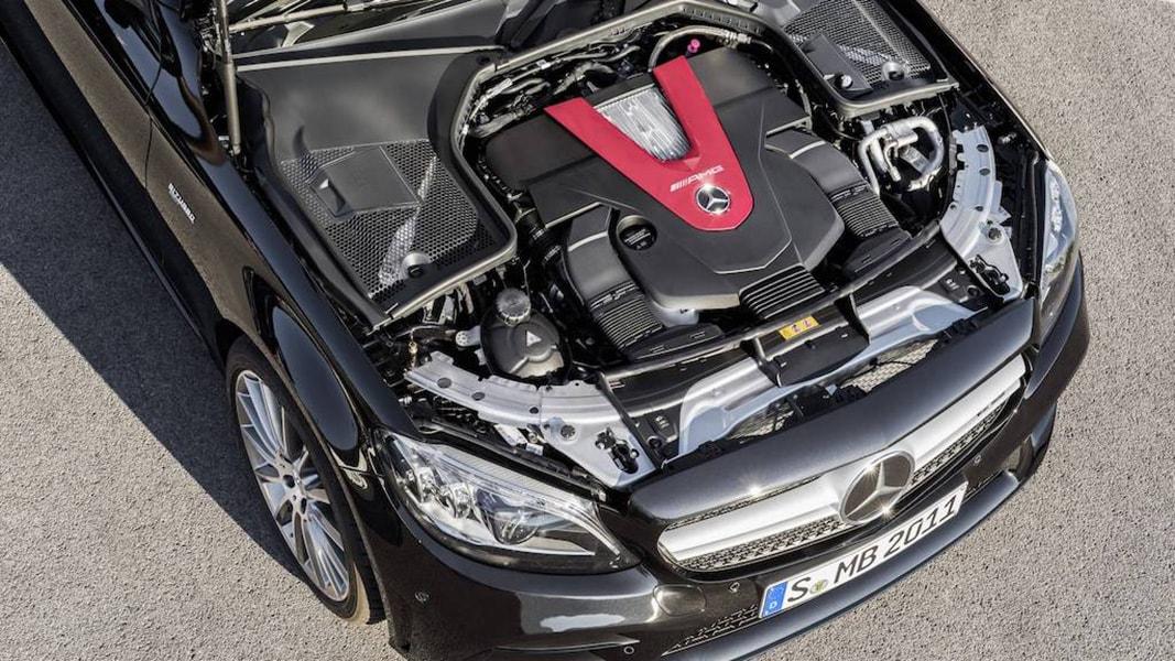 Ngắm nhìn Mercedes-Benz C43 AMG 201 trình làng trước ngày ra mắt - 3