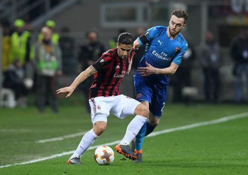 Chi tiết AC Milan - Arsenal: Những nỗ lực vô vọng (KT) 21