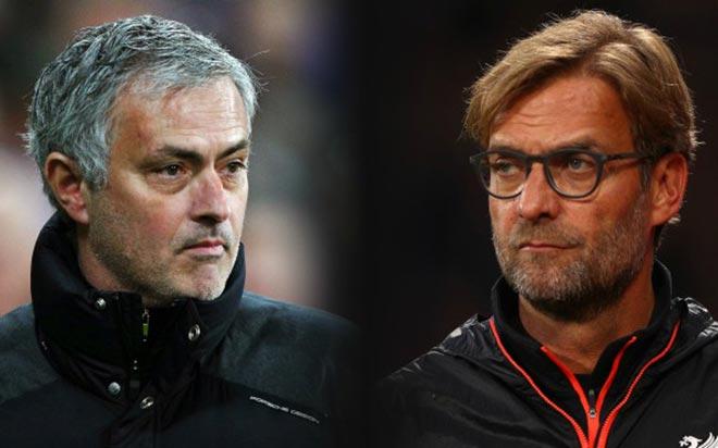 """MU đấu Liverpool: Mourinho xóa dớp Klopp bằng """"tứ giác huyền ảo"""" 1"""