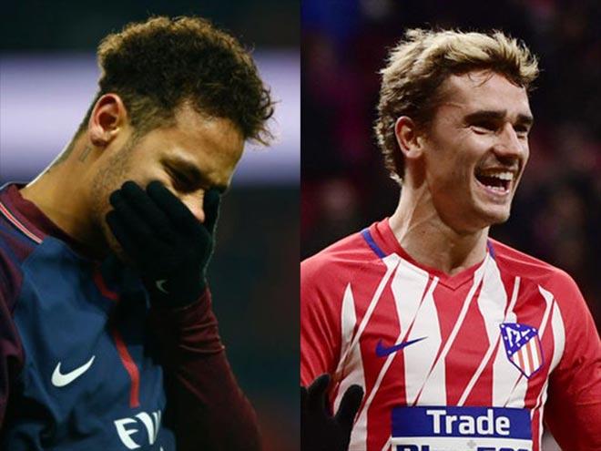 Barca ngoảnh mặt với Neymar: Bán 6 SAO vì Griezmann 100 triệu euro 1