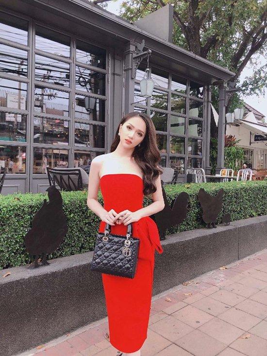 Không ngờ Hương Giang có túi hiệu nhiều như...siêu thị - 5
