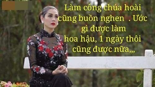 """Cư dân mạng bất ngờ """"réo tên"""" Lâm Chi Khanh khi Hương Giang đoạt hoa hậu - 4"""
