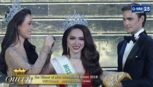 """""""Lác mắt"""" với dàn trai đẹp tại chung kết Hoa hậu chuyển giới quốc tế 2018"""