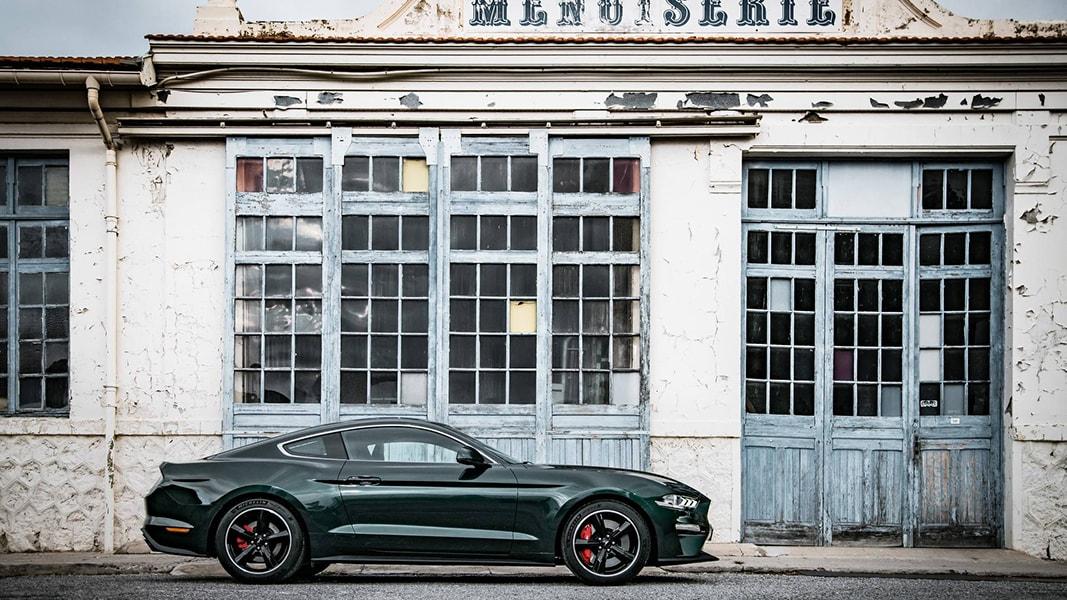 Ford Mustang phiên bản đặc biệt ''Bullitt'' tuyệt đẹp sẽ đến Châu Âu - 2