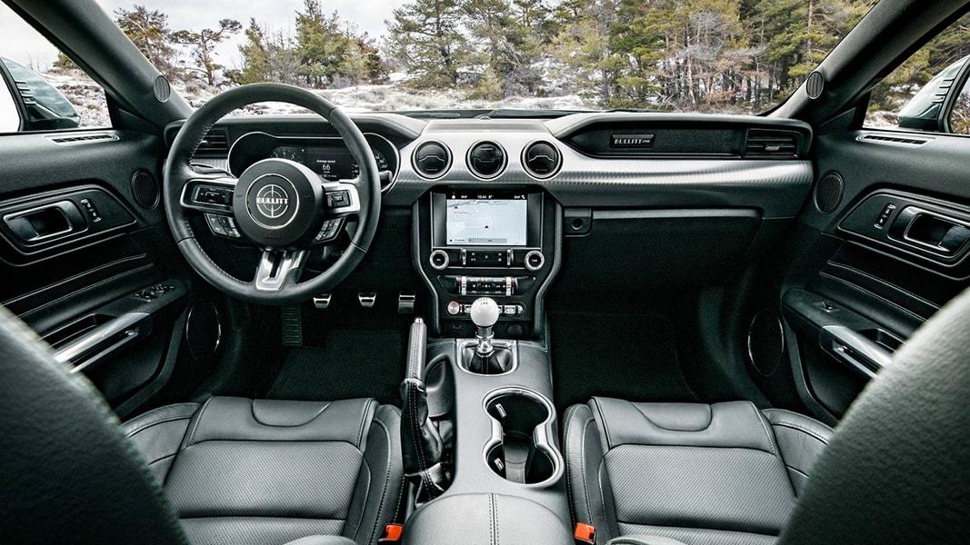 Ford Mustang phiên bản đặc biệt ''Bullitt'' tuyệt đẹp sẽ đến Châu Âu - 3