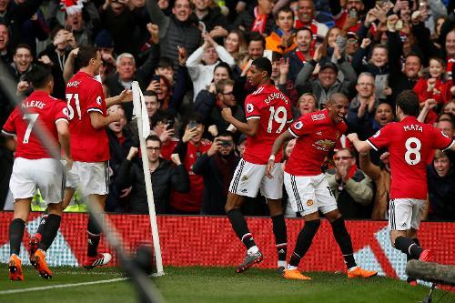 TRỰC TIẾP MU - Liverpool: Căng thẳng tột độ phút bù giờ (KT) 23