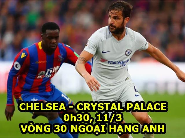 TRỰC TIẾP bóng đá Chelsea - C.Palace: Conte tự muốn bị sa thải sớm 24