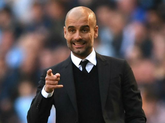 """Stoke City - Man City: """"Lốc xanh"""" của Pep, ngôi vương rất gần 4"""