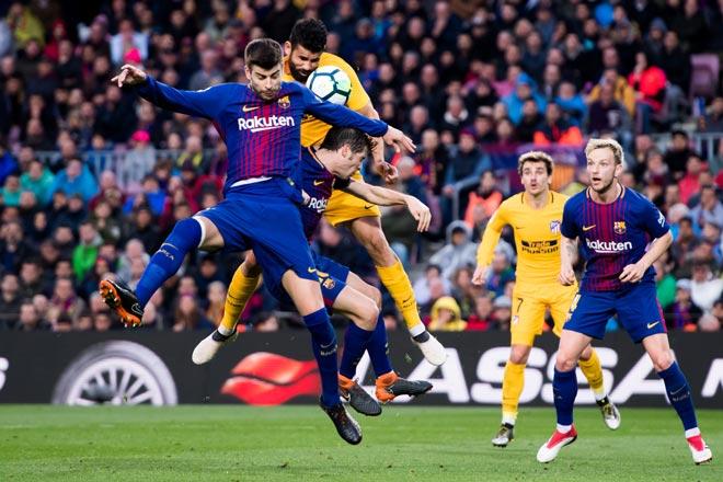 Barca phòng ngự siêu phàm, chạm tay vào kỷ lục huyền thoại La Liga 1