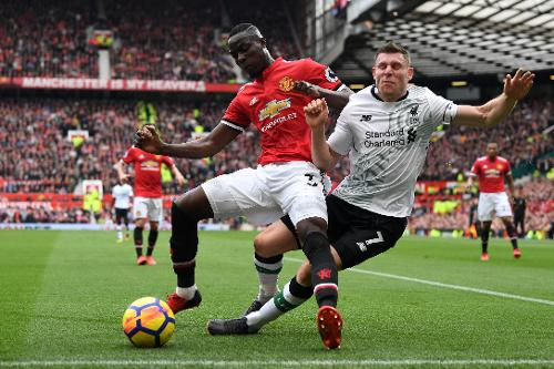 TRỰC TIẾP MU - Liverpool: Căng thẳng tột độ phút bù giờ (KT) 25