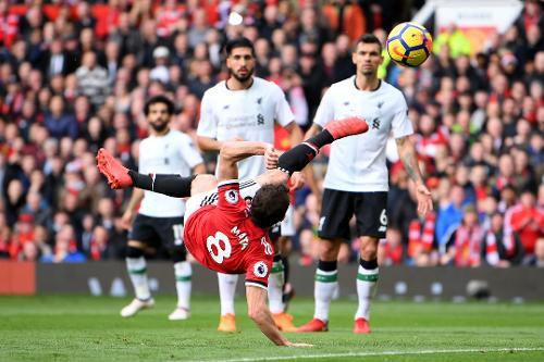TRỰC TIẾP MU - Liverpool: Căng thẳng tột độ phút bù giờ (KT) 24