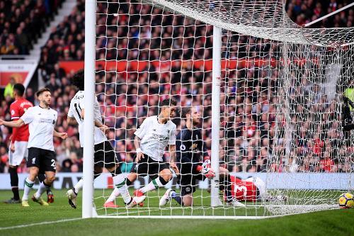 TRỰC TIẾP MU - Liverpool: Căng thẳng tột độ phút bù giờ (KT) 26