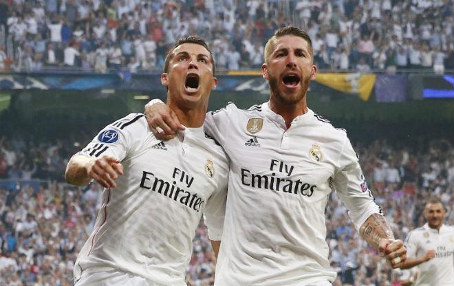 """Pep Guardiola """"trùm"""" phòng thay đồ: Đến Real quy phục Ronaldo, Ramos 2"""