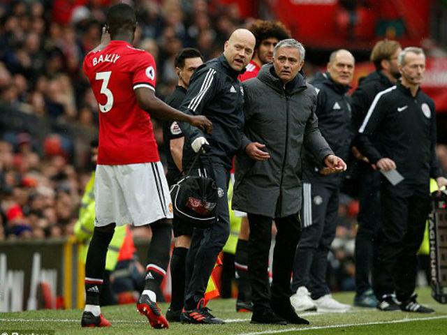 """Góc chiến thuật MU – Liverpool: Mourinho tung đòn hiểm, át vía """"Messi Ai Cập"""" 6"""
