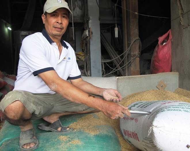"""Đống vàng quên trong bao lúa: Người nhặt """"xin"""" vàng… đi mua tủ lạnh"""