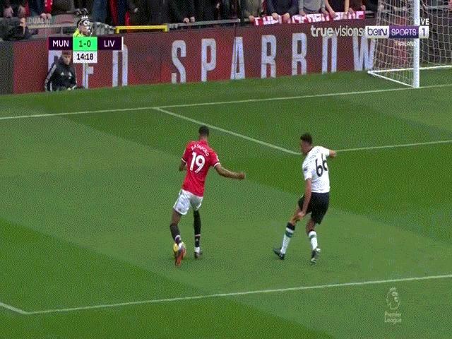 """MU đánh bại Liverpool: Rashford cú đúp thần sầu, Mourinho """"cạn lời"""" 3"""