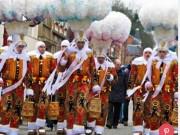 Du lịch - Những lễ hội hóa trang kỳ quái nhất thế giới